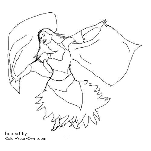 Line Drawing Dancer : Best images about gypsy soul on pinterest girl