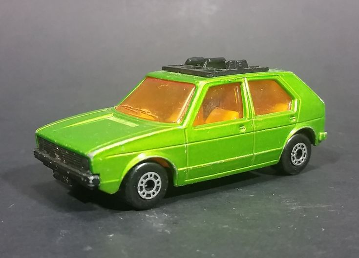 1976 Lesney Products Matchbox Lime Green Superfast No. 7 VW Volkswagen Golf Toy Car https://treasurevalleyantiques.com/products/1976-lesney-products-matchbox-lime-green-superfast-no-7-vw-volkswagen-golf-toy-car #Vintage #1970s #70s #Seventies #LesneyProducts #Lesney #Products #Matchbox #LimeGreen #Lime #Green #Superfast #VW #Volkwagen #Golf #DieCast #Toys #Cars #Collectibles