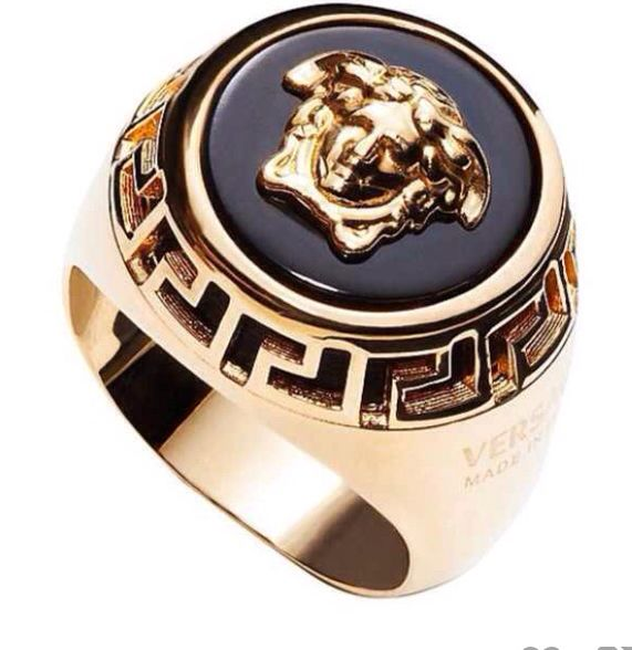 Versace Ring Versace Pinterest Versace Rings And Jewelry