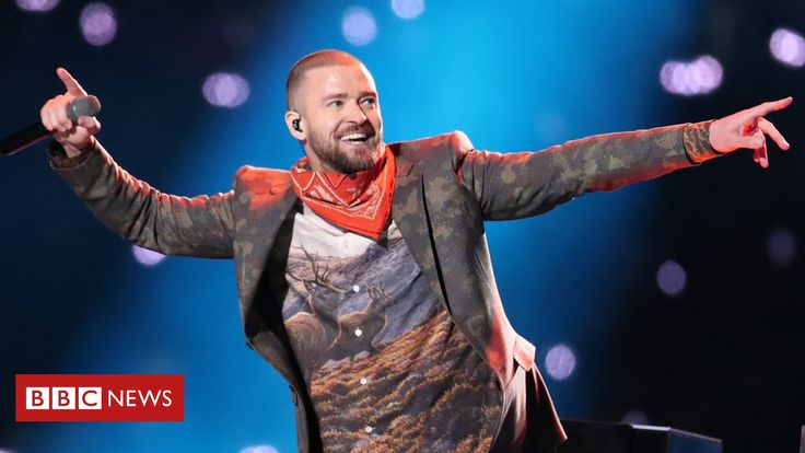 Timberlake touches down at Super Bowl  ||  The star pays tribute to Prince and takes selfies with fans during a spectacular half-time show. http://www.bbc.co.uk/news/entertainment-arts-42922140?utm_campaign=crowdfire&utm_content=crowdfire&utm_medium=social&utm_source=pinterest