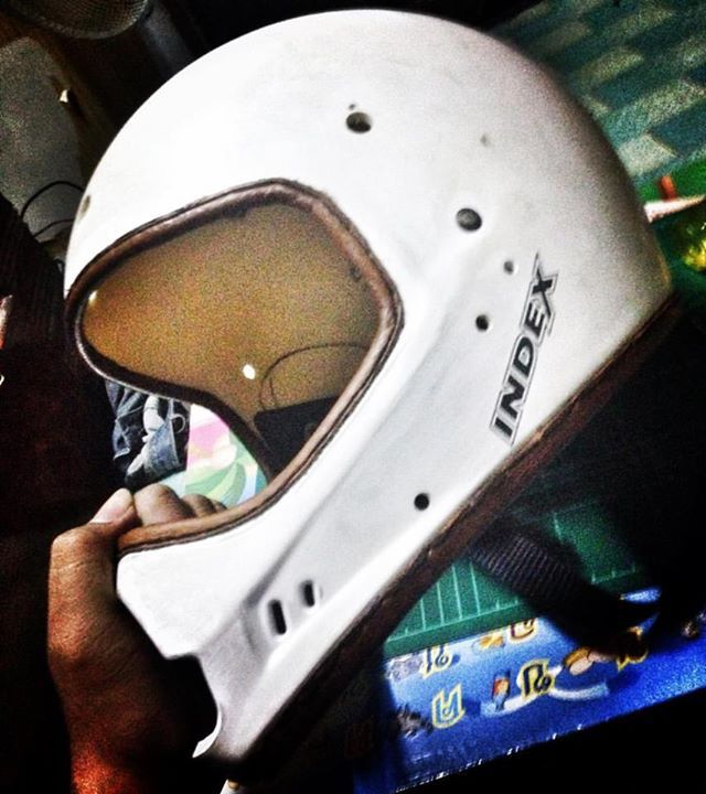 Helmet Custom Index