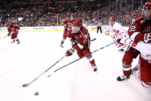 West Seneca native Malone signs with Sabres; Harvard star will make NHL debut tonight - The Buffalo News