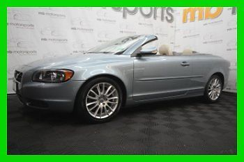 Volvo : C70 T5 2007 Volvo C70 T5 Clean Fax Hard Top Convertible - http://mostbidded.com/ads/volvo-c70-t5-2007-volvo-c70-t5-clean-fax-hard-top-convertible