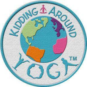 Guide or Scout Patch - Kids Yoga - Fun Patch - Badges