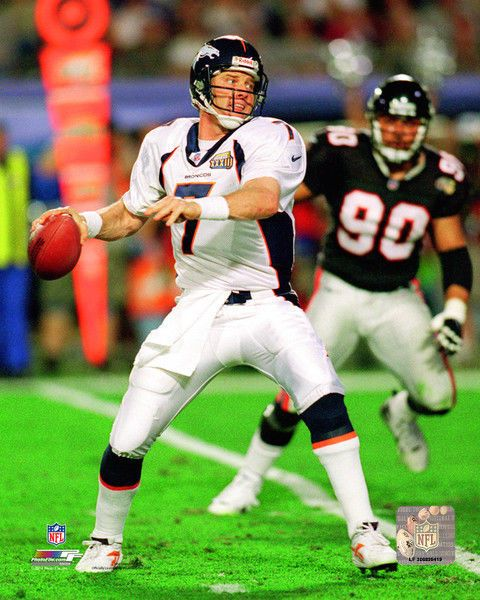 Broncos vs Falcons Super Bowl XXXiii
