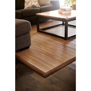 a alfombra de bambu classic 200x300 alfombra bambu bambu para maletero alfombrilla alfombra de cocina
