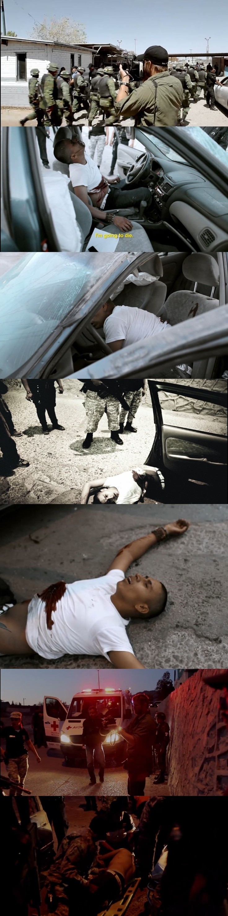 This Is 1 Of 10,000 Killings That Took Place In Juarez Mexico That Year  These