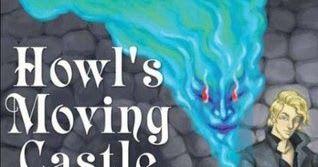 moving castle audio wynne howls book diana jones
