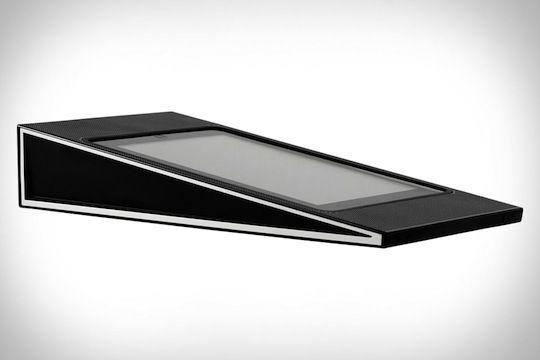 B created the perfect iPad speaker...