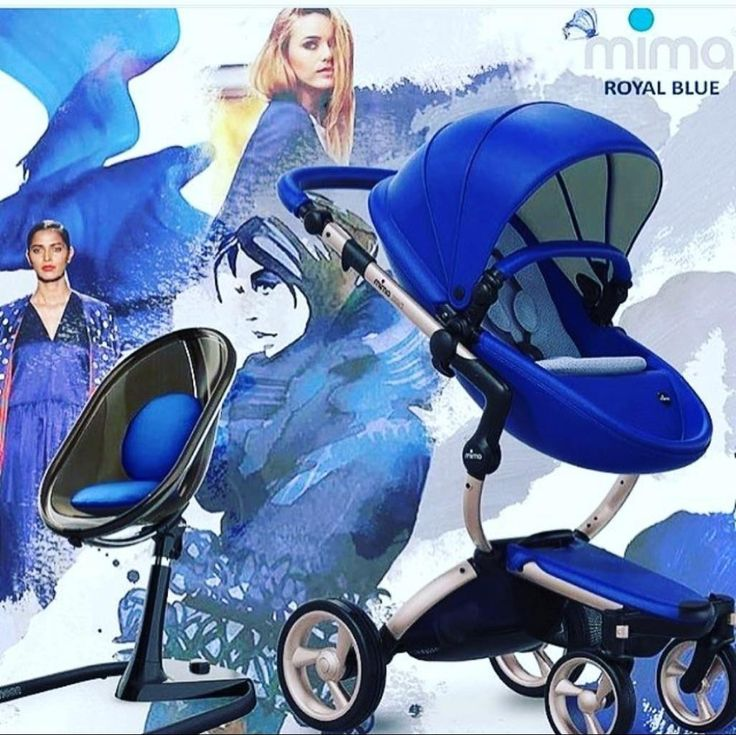Mima xari limited edition Royal blue. Www.happybabybella