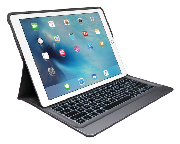 "Le #clavier #Logitech Create #Keyboard #Case sort pour l'iPad Pro 9,7"""