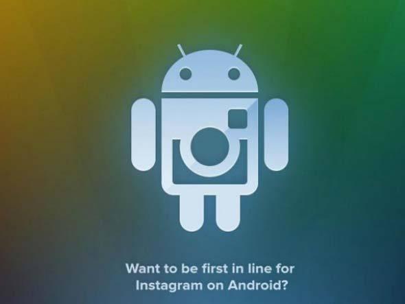 Instagram libera página de cadastro para Android
