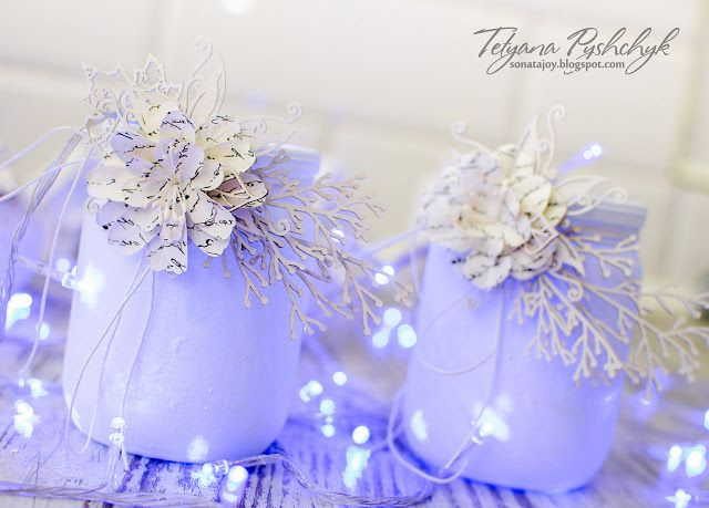 Enjoy your life: Зимний декор для дома. Winter Home Decor.