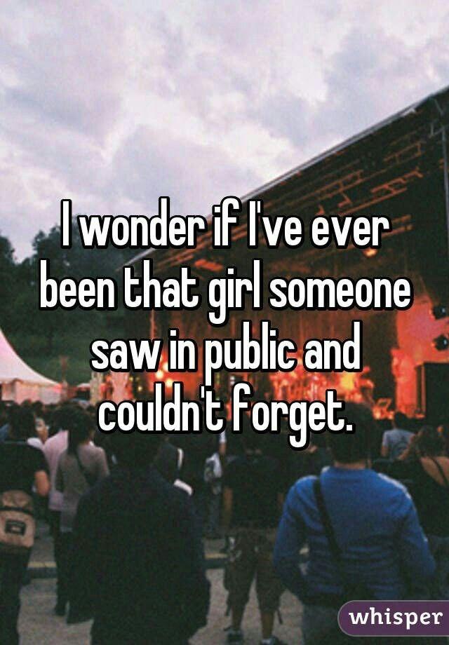 YES!! I always wonder that!
