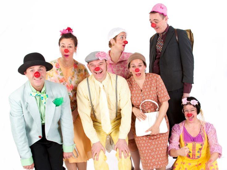 Jeder Patient freut sich auf die rote Nase in der Klinik. :)  #Lachen #Gesundheit #Fröhlichkeit