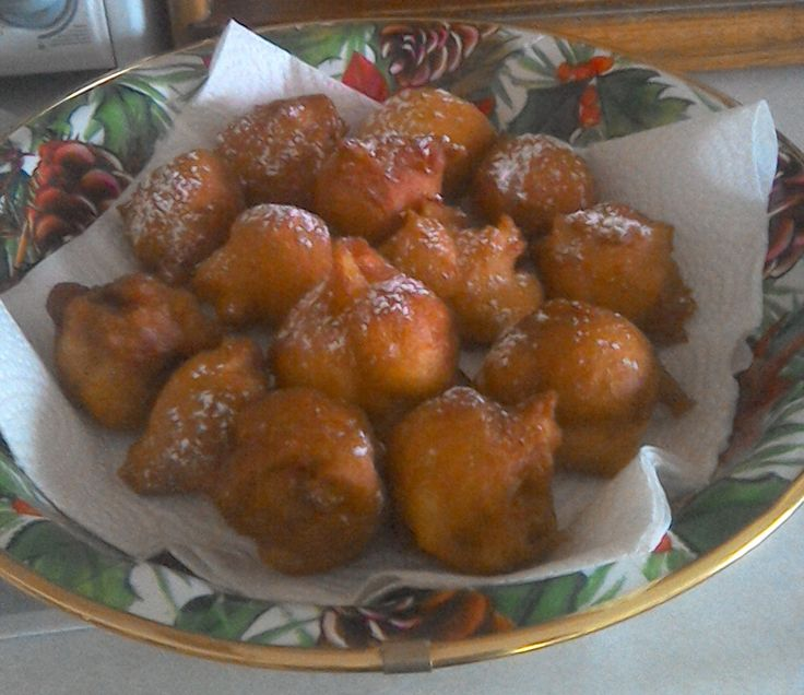 Olie Bollen from Holland