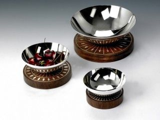 Set of 3 Bowls, by Shona Marsh