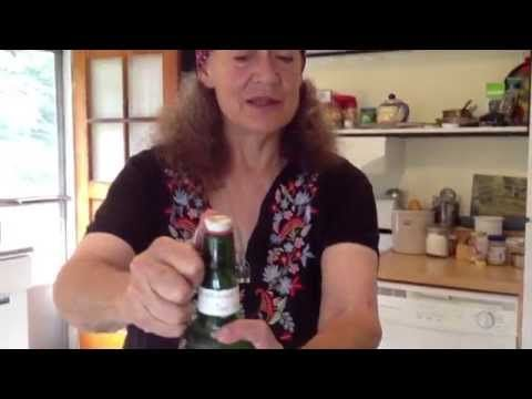 Elder Flower Champagne recipe - How-to with Susun Weed - YouTube
