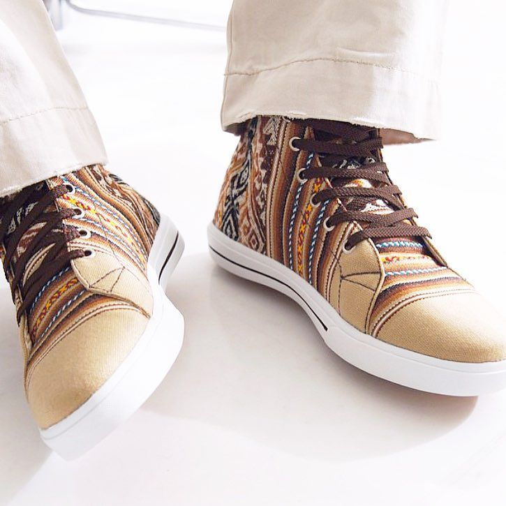 Step into some new #fall #hightops with #Inkkas. SHOP online at Inkkas.com  #InkkasArmy : @fernando_rees
