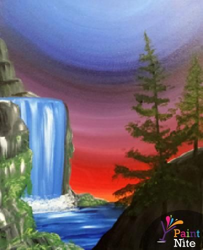 Paint Nite Alameda | The Englander Sports Pub & Restaurant 06/08/2015