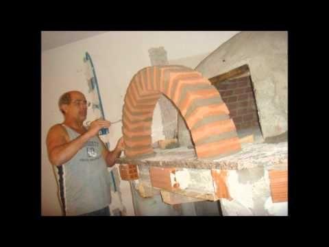 come costruire un forno a legna
