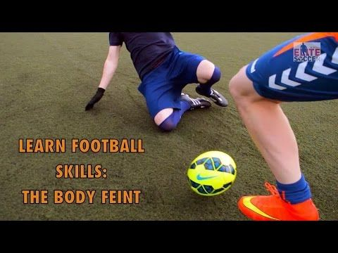 Learn Messi body feint (Messi,Ronaldo,Neymar,bale,) - YouTube