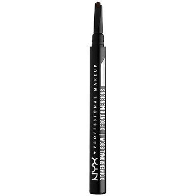 NYX Professional Makeup 3-Dimensional Brow Marker Charcoal