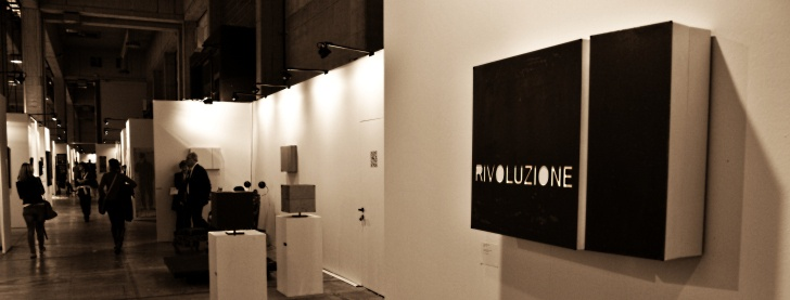 A few Interstizio installations from the Museum collection