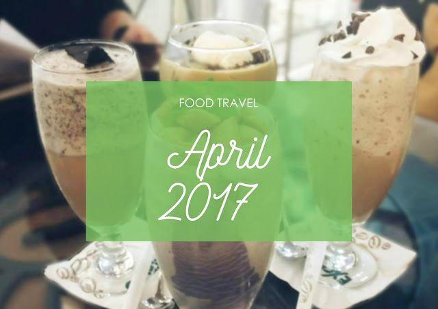 April recap! :) #FoodTravel #Food #KulinerSurabaya #Foodie #Culinary #April