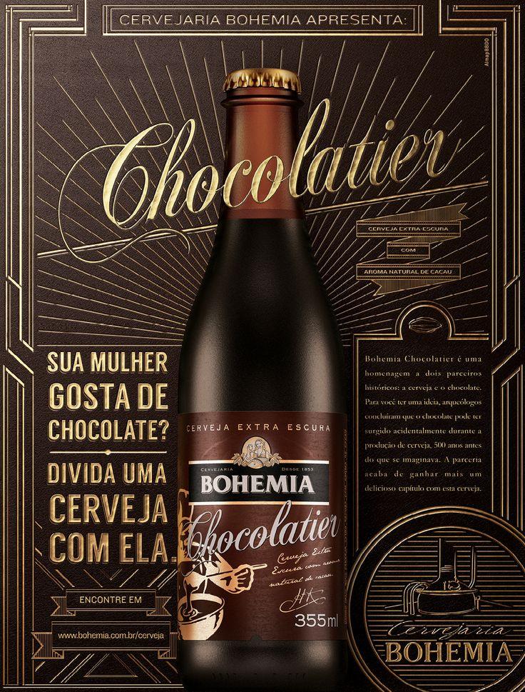 Bohemia - Chocolatier - Fred Corazza - Diretor de Arte