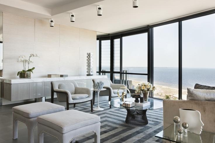 Port Melbourne apartment by finalist David Hicks