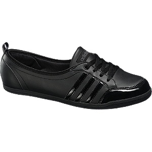 fc00ae706a9d adidas neo ballerinas piona w leather schwarz
