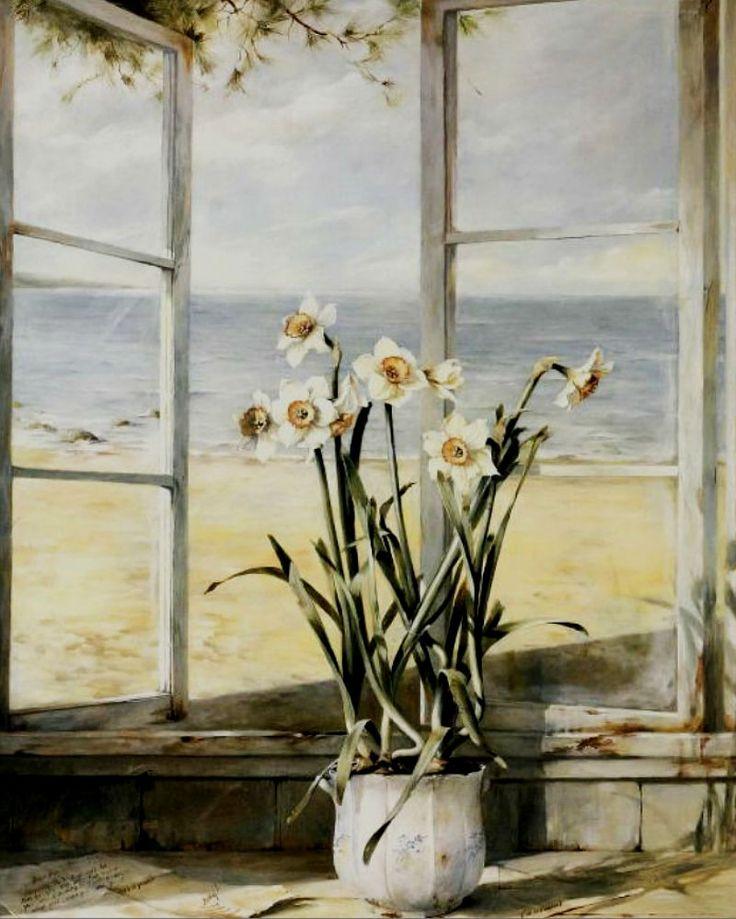 Уютно-цветочное... | Fabrice de Villeneuve. Обсуждение на LiveInternet - Российский Сервис Онлайн-Дневников