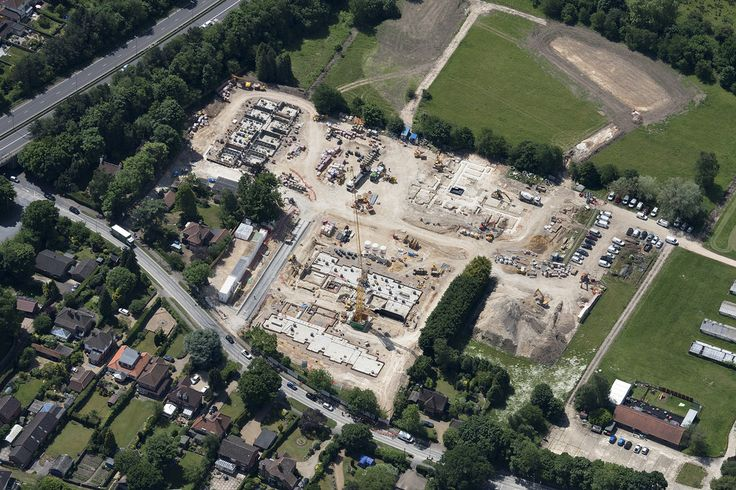 62 retirement living apartments and 57 assisted living units being built on the Bartram Mowers site on Bluebell Road in Norwich. A McCarthy and Stone development approved by Norwich City Council in May 2016.