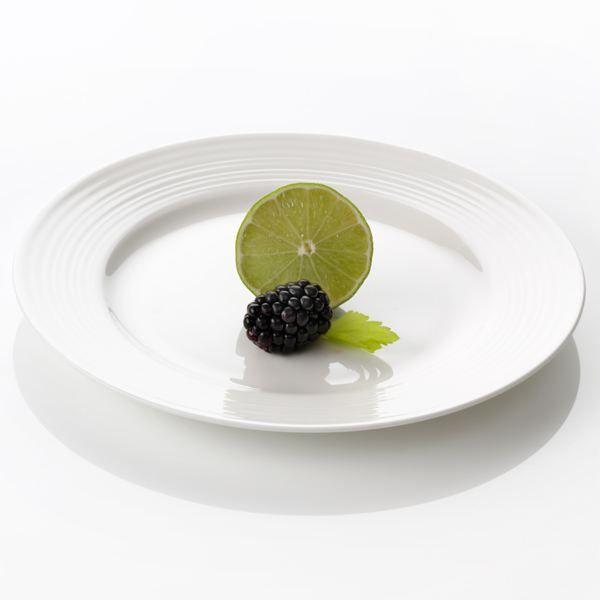 Hvit frokosttallerk. Hovedsiden - Kitchn.no