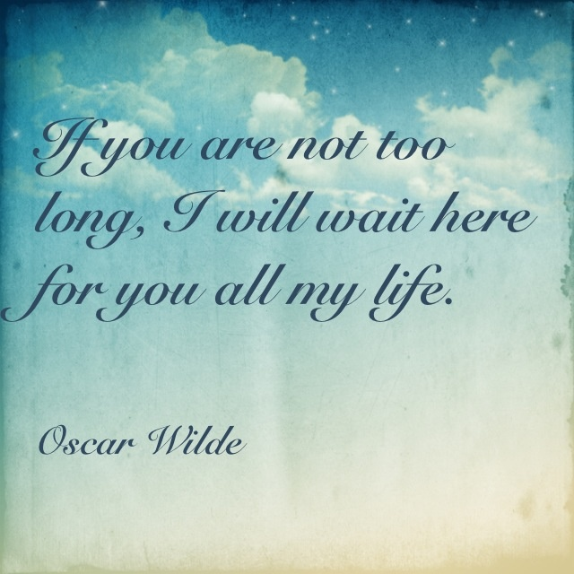 Quotes About Flowers Oscar Wilde : Oscar wilde sayings and speeches