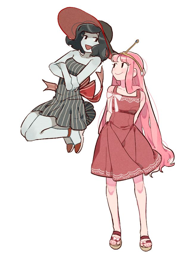 Art by LEE순백 on Twitter | Princess Bubblegum