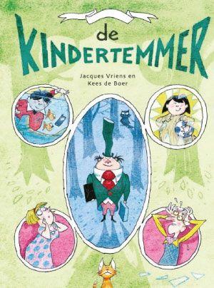 Een hedendaags sprookje over kinderen en verwend gedrag.