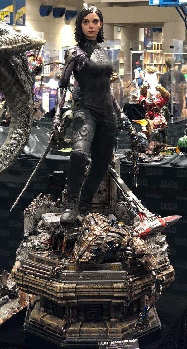 Alita: Battle Angel - Alita - Berserker Body (Prime 1 ...