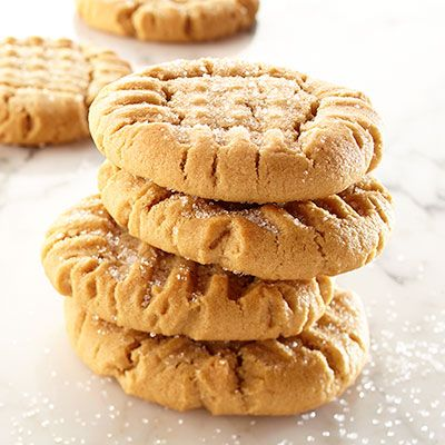 Classic Peanut Butter Cookies from Land O'Lakes