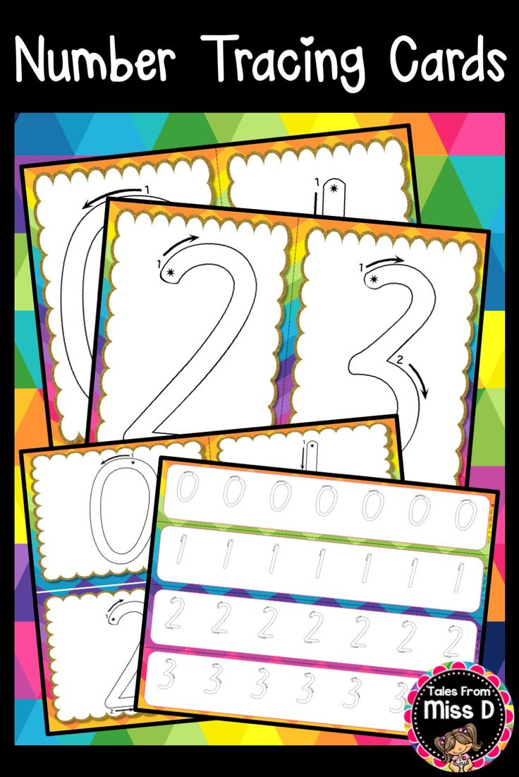 Help students develop their numeral writing skills with this Number Tracing Cards Pack. Simply print, cut and laminate! These can be used with a dry erase marker or play dough. The Number Tracing Cards font is NSW Foundation Style. Included; 1) Numbers 0 - 10 (2 per page) 2) Numbers 0 - 10 (4 per page) 3) Strips 0 - 10 (4 strips per page)  © Tales From Miss D