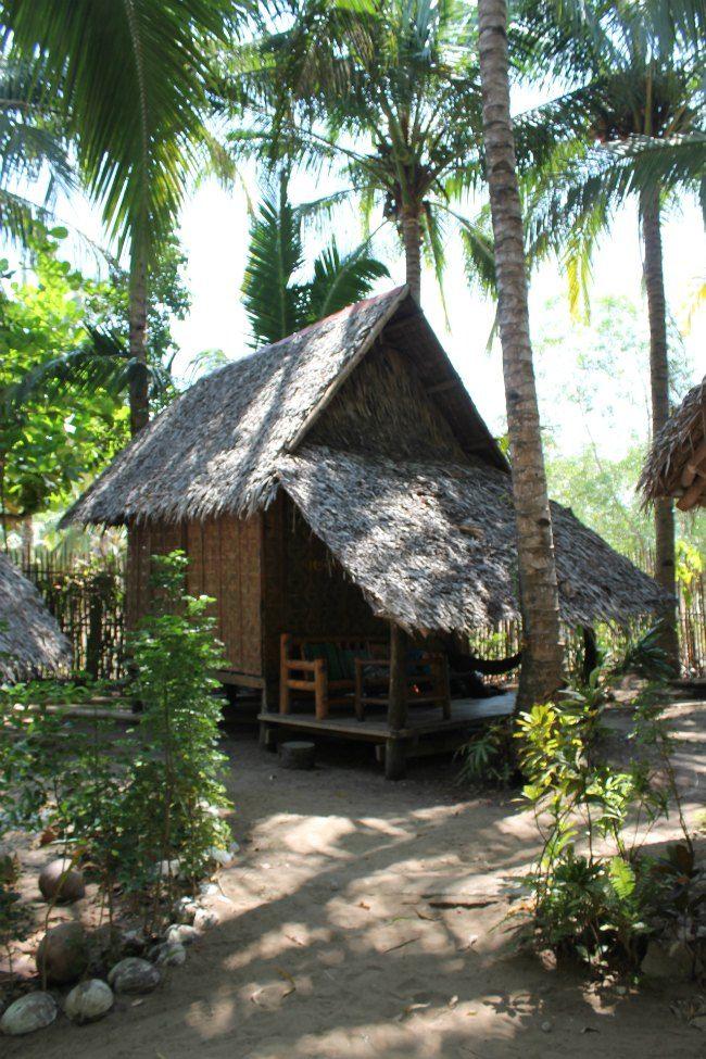 Sugar Beach en Driftwood Village in Sipalay (Filipijnen) - Drift Wood Village Filipijnen, ideeën Filipijnen, reizen Filipijnen