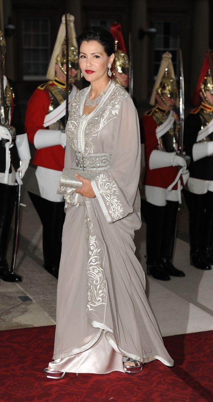 Happy birthday to Princess Lalla Meryem of Morocco!