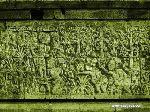 Surowono Temple - Kediri - East Java