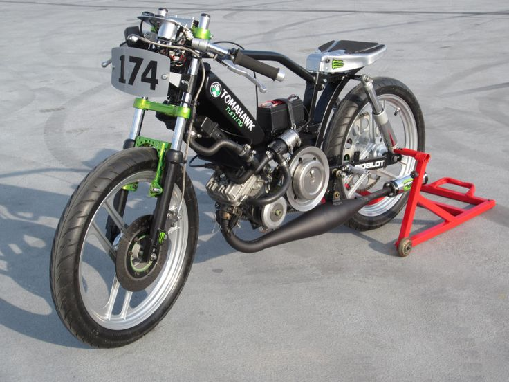 Peugeot 103 RCX 50cc Race Bike
