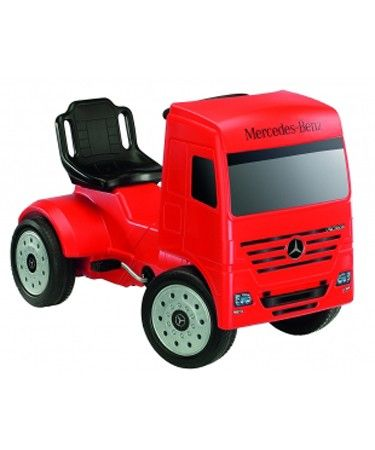 Ferbedo Mercedes pedal truck-Red A Great Ride On Replica ...