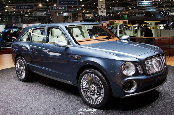 1000 ideas about bentley suv on pinterest bentley. Black Bedroom Furniture Sets. Home Design Ideas