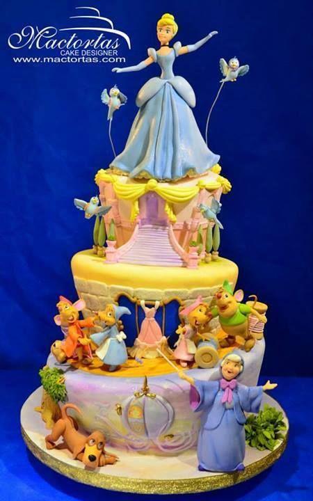 Such a Pretty Cake!