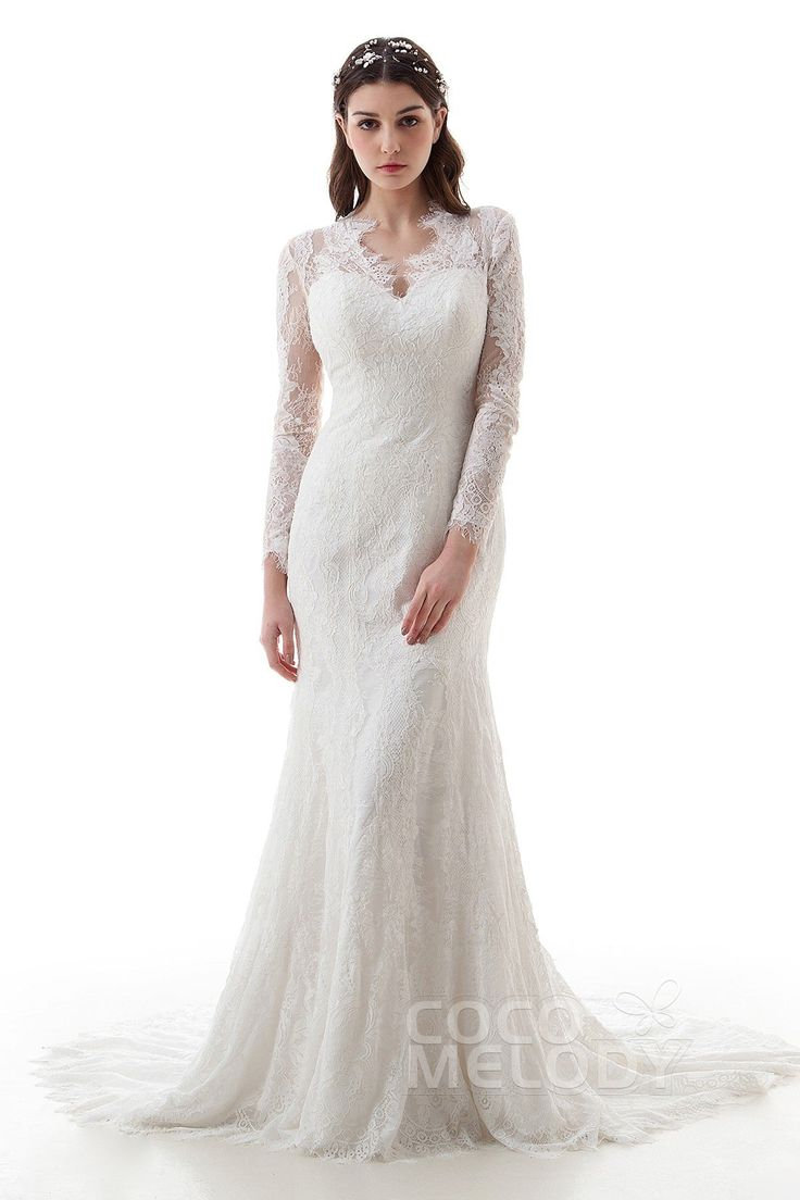 510 best Mermaid Wedding Dresses images on Pinterest | Wedding ...