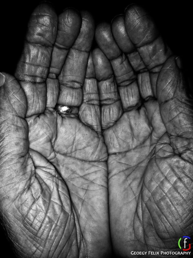 """""""Old Hands"""" by Georgy Felix"""